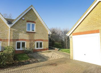 Thumbnail 3 bedroom semi-detached house for sale in Green Meadows, Eythorne, Dover