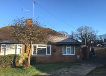 3 bed semi-detached bungalow for sale in Manor Close, Burgess Hill RH15