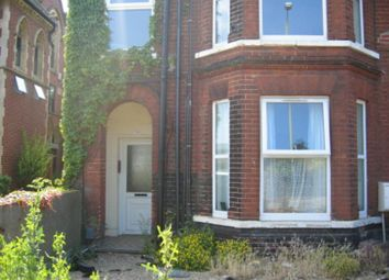 Thumbnail 1 bedroom flat to rent in Flat 3 35A Thorpe Road, Norwich, Norfolk