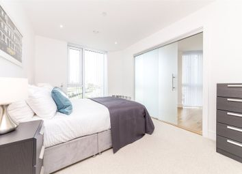 Thumbnail 2 bed flat for sale in Sky View Tower, 12 High Street, Stratford