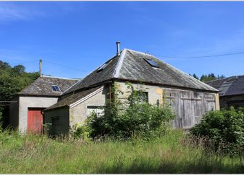 Thumbnail 3 bed barn conversion for sale in Garth, Perthshire