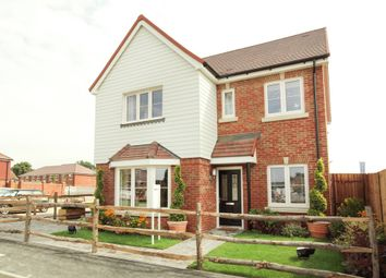 Thumbnail 4 bed detached house for sale in Bader Heights, Tangmere
