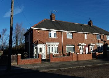 Thumbnail 3 bedroom semi-detached house for sale in St. Lukes Road, Sunderland