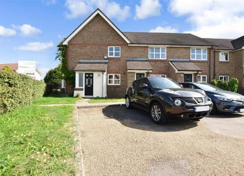 Thumbnail 1 bed end terrace house for sale in Mansell Way, Caterham, Surrey
