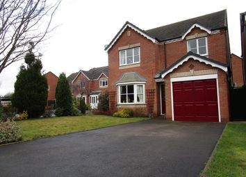 Thumbnail 4 bed detached house for sale in Long Mynd Close, Coppice Farm, Willenhall
