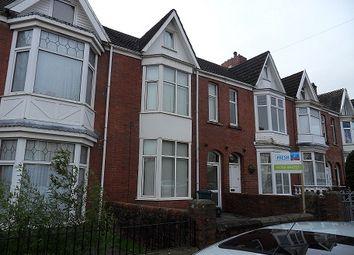 Thumbnail 6 bedroom property to rent in Mirador Crescent, Uplands, Swansea