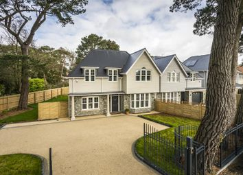 Thumbnail 5 bed detached house for sale in Beaumont Road, Canford Cliffs, Poole