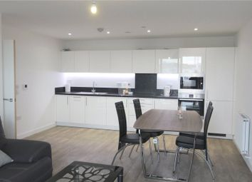 Thumbnail 2 bed property to rent in Kingfisher Heights, 2 Bramwell Way, Royal Docks, London