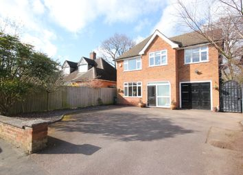Thumbnail 4 bed detached house for sale in Browns Coppice Avenue, Solihull