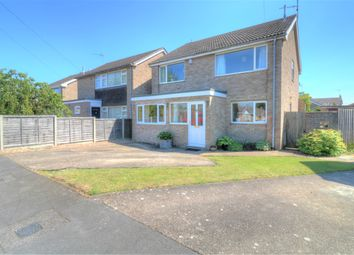 Thumbnail 4 bed detached house for sale in Christopher Crescent, Sleaford