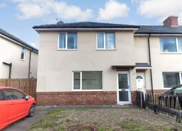 Thumbnail 3 bedroom semi-detached house for sale in St. Bedes Road, Blyth