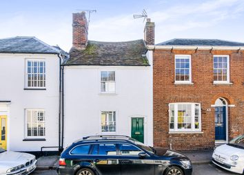Thumbnail 2 bed terraced house for sale in High Street, Bridge, Canterbury