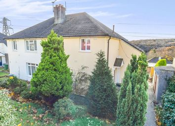 Thumbnail 1 bed flat for sale in Norwich Avenue, Plymouth