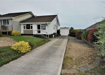Thumbnail 2 bed semi-detached bungalow to rent in Oakdale Avenue, Swimbridge, Barnstaple