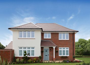 Thumbnail 4 bed detached house for sale in Hill Top, Redditch