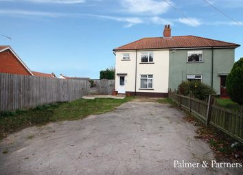Thumbnail 3 bed semi-detached house for sale in Gravel Pit Lane, Brantham, Manningtree