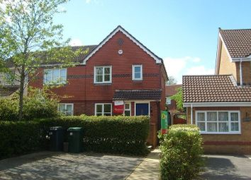 Thumbnail 3 bed semi-detached house to rent in Foxberry Close, Pontprennau, Cardiff