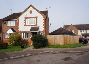 Thumbnail 3 bed semi-detached house for sale in Wheatsheaf Close, Burgess Hill