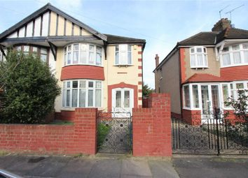 Thumbnail 3 bedroom terraced house for sale in Capel Gardens, Ilford, Essex