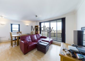 Thumbnail 2 bedroom flat to rent in 1 Concorde Way, London