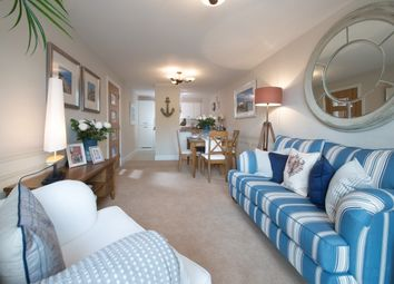 "Thumbnail 1 bedroom flat for sale in ""Typical 1 Bedroom"" at Justice, Holt Road, Cromer"