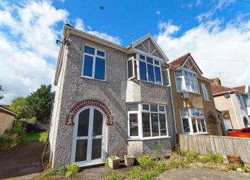 Thumbnail 4 bed semi-detached house to rent in Frome Valley Road, Frenchay, Bristol