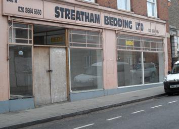 Thumbnail Retail premises to let in Prentis Road, Streatham London