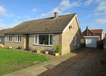 Thumbnail 3 bed detached bungalow for sale in Walnut Place, Gooderstone, King's Lynn