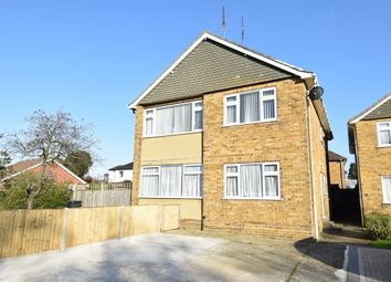 Thumbnail 2 bed flat for sale in Millstrood Road, Whitstable