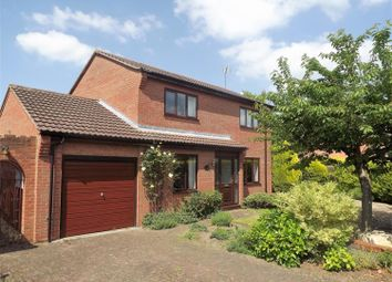 Thumbnail 4 bed detached house for sale in St. Leonards Avenue, Woodhall Spa