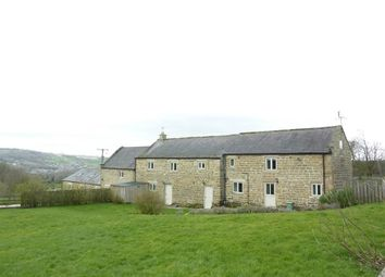 Thumbnail 4 bedroom barn conversion to rent in Harewll Lane, Harrogate, North Yorkshire