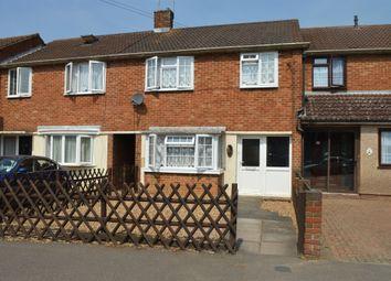 Thumbnail 3 bed terraced house for sale in Howe Road, Hemel Hempstead