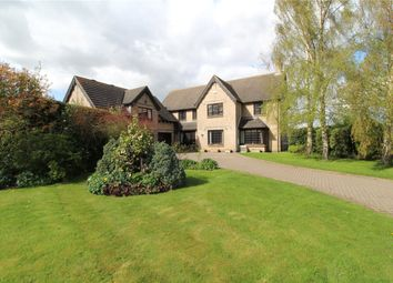 Thumbnail 6 bed detached house for sale in Old Hall Spinney, Honington, Grantham