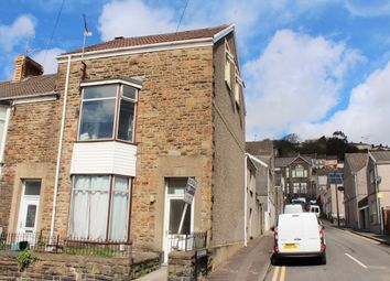 Thumbnail 6 bed end terrace house for sale in Cromwell Street, Mount Pleasant, Swansea