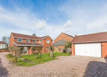Thumbnail 5 bed detached house to rent in Lache Lane, Chester