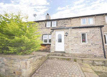 Thumbnail 3 bed terraced house for sale in Bridley Brook, Holt Head Road, Slaithwaite, Huddersfield