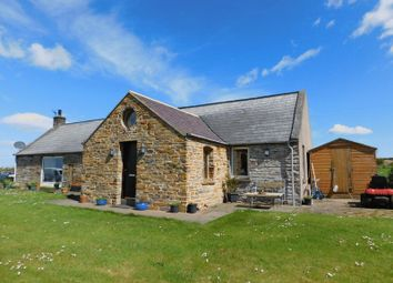 Thumbnail 3 bed detached bungalow for sale in Barrock, Thurso