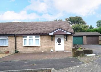 Thumbnail 2 bed bungalow to rent in Hollyrood Close, Highlight Park, Barry