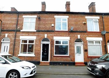 Thumbnail 2 bedroom terraced house to rent in Bulkeley Street, Edgeley, Stockport