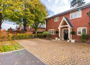 Thumbnail 3 bed semi-detached house for sale in Homefield Close, Winkton, Christchurch