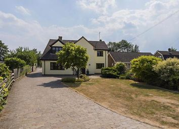 Thumbnail 5 bed equestrian property for sale in March, Cambridgeshire