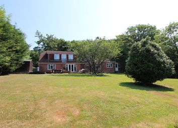Thumbnail 6 bed detached house for sale in Dodwell Lane, Bursledon