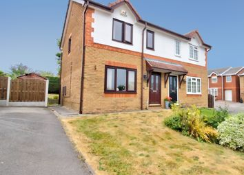 Thumbnail 3 bed semi-detached house for sale in White Cross Court, Cudworth, Barnsley