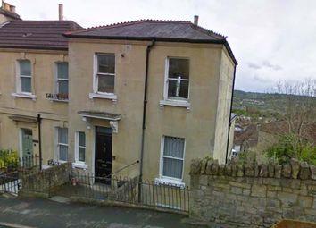 Thumbnail 3 bedroom block of flats for sale in Belgrave Crescent, Bath