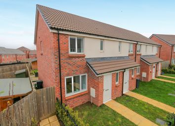 3 bed end terrace house for sale in Holly Lane, Cranbrook, Exeter EX5