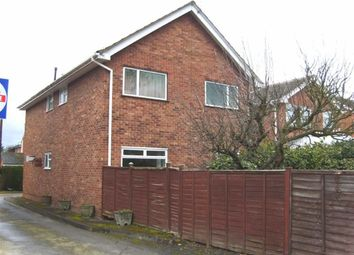 Thumbnail 1 bed flat to rent in Old Eign Hill, Hereford
