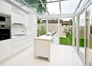 Thumbnail 4 bed property to rent in St John's Wood Park, Hampstead
