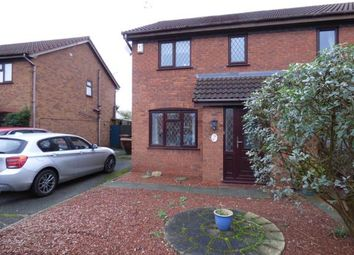 2 bed semi-detached house for sale in Blake Court, Long Eaton, Nottingham, Nottinghamshire NG10