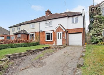 Thumbnail 4 bedroom semi-detached house for sale in Alton Road, South Warnborough, Hampshire