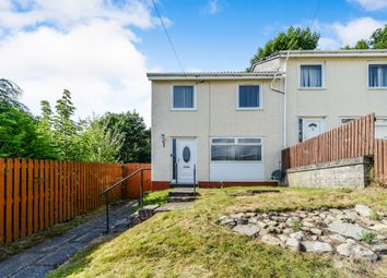 Thumbnail 3 bed semi-detached house for sale in Feorlin Way, Garelochhead, Helensburgh